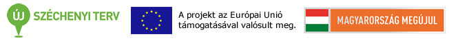 Új Széchenyi Terv | A projekt az Európai Unió támogatásával valósult meg.